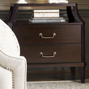 Kensington Place 2 Drawer Nightstand
