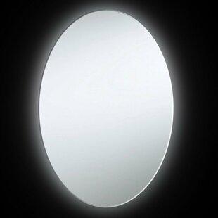 Budget Melbany 1 Light Bathroom/Vanity Mirror ByRadionic Hi Tech