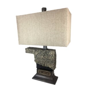 State Oklahoma 28 Table Lamp