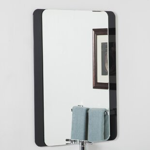 Great deal Skel Wall Wall Mirror By Decor Wonderland