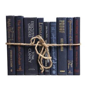 Decorative Blue Books Wayfair
