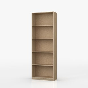 Marcelino 170.8cm Bookcase By Mercury Row