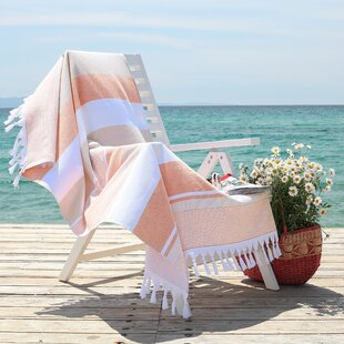 Summer Loving Pestemal Turkish Cotton Beach Towel