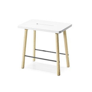 Louvenia 17.7 Bar Stool Ebern Designs