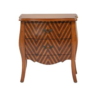Great Price Roseboro 2 Drawer Accent Chest By World Menagerie