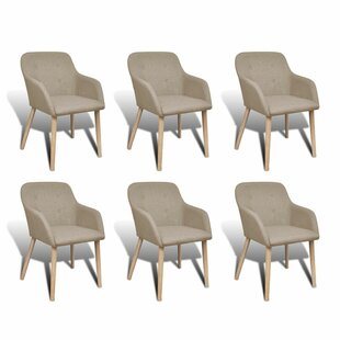 Parvin Upholstered Dining Chair (Set of 6..