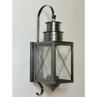 Online Reviews 200 Series 1-Light Outdoor Wall Lantern By Brass Traditions