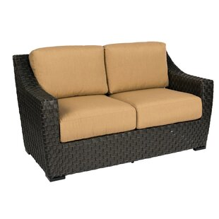 Woodard Cooper Loveseat