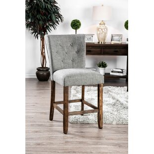 Sylmar Fabric Upholstered Dining Chair (Set of 2) Gracie Oaks