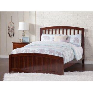 Red Barrel Studio Tirado Panel Bed