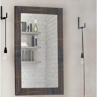 Compare Edmonia Iron Age Oxidized Bathroom/Vanity Mirror By Williston Forge