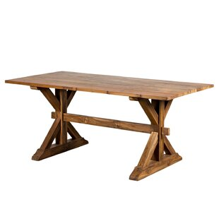 Weeksboro Dining Table by Wildon Home?