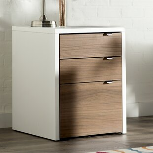 Billy 3-Drawer Vertical Filing Cabinet