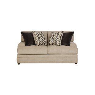Simmons Upholstery Palmetto Loveseat
