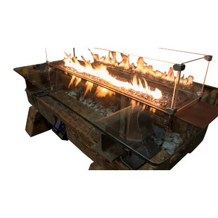 Sleeper ™ Propane/Natural Gas Fire Pit Table