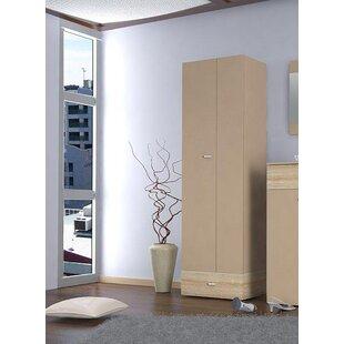 Alidge 2 Door Wardrobe By Mercury Row