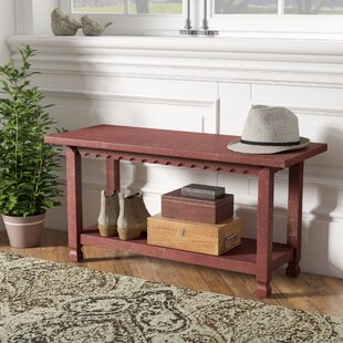 Mangum Wood Storage Bench By House Of Hampton