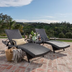 Wicker Furniture Youll Love Wayfair - Wicker patio furniture sets