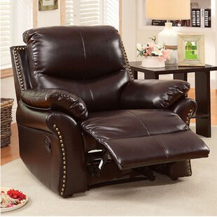 Apsel Transitional Manual Rocker Recliner Darby Home Co