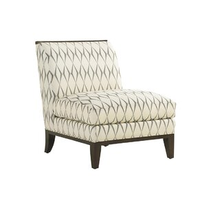 MacArthur Park Slipper Chair by Lexington