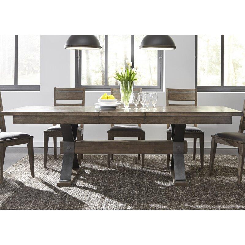 Gracie Oaks Pyburn Dining Table Reviews Wayfair