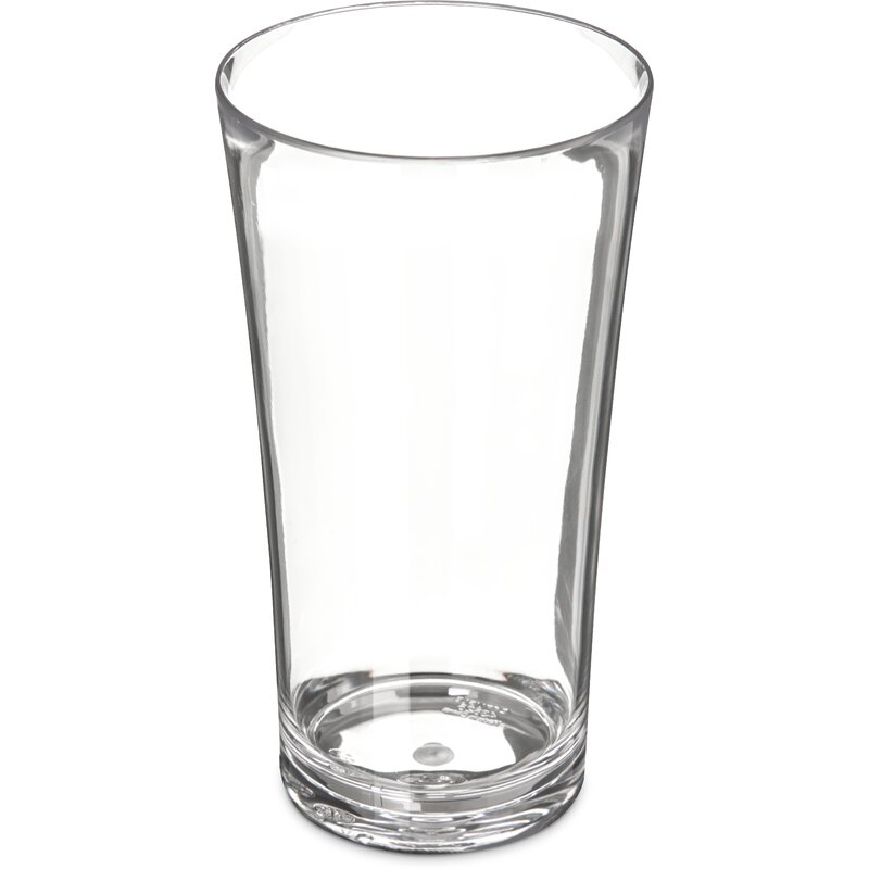 Carlisle Food Service Products Liberty 22 Oz Glass Drinking Glass Wayfair