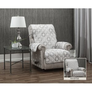 Ron Chereskin Box Cushion Recliner Slipcover by Ron Chereskin