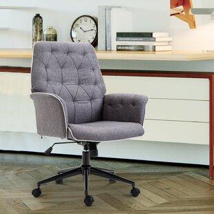 Ebern Designs Phoenix Low-Back Executive Chair