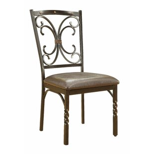Sedgwick Dining Chair (Set of 2) by Fleur De Lis Living