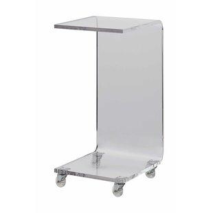 Jalbert C Shape End Table