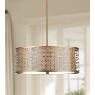 Mercer41 Torpoint 3-Light Pendant