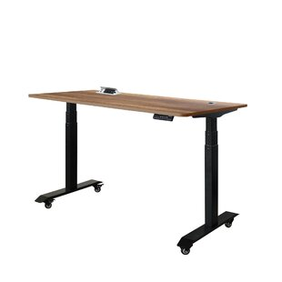 Herzig Adjustable Standing Desk by Symple Stuff Top Reviews