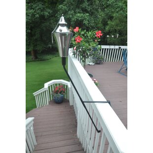 Starlite Garden and Patio Torche Co. Kona Deluxe and Deck Mount Bracket Torch (Set of 2)