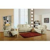 Habib 3 Piece Reclining Living Room Set by Red Barrel Studio®