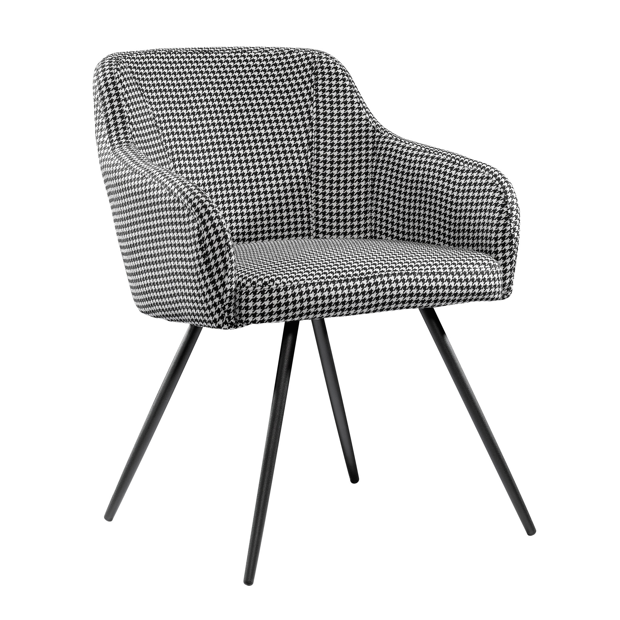 Picture of: Black Metal Accent Chairs You Ll Love In 2020 Wayfair