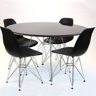Wellsville 5 Piece Dining Set by Ivy Bronx Today Only Sale