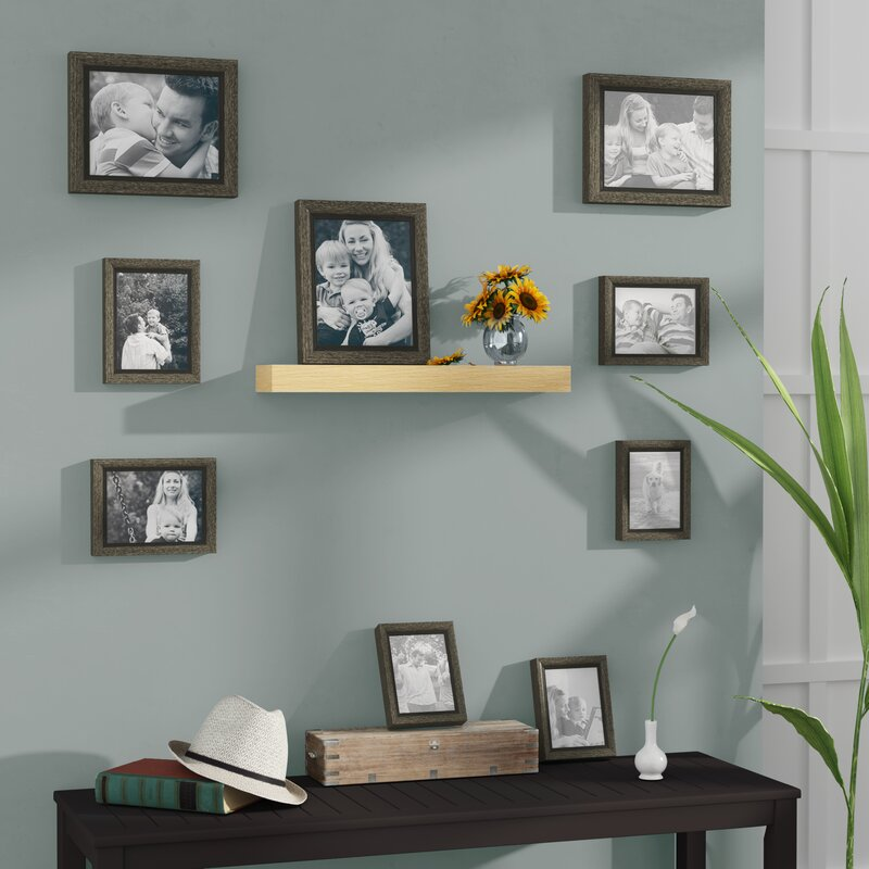 9 Piece Schmeing Picture Frame Set