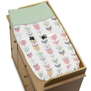 Read Reviews Mod Arrow Changing Pad Cover BySweet Jojo Designs
