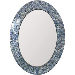 Mosaic Wood Wall Mirrors You Ll Love In 2020