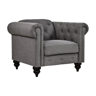 Renita Chesterfield Chair by Charlton Home