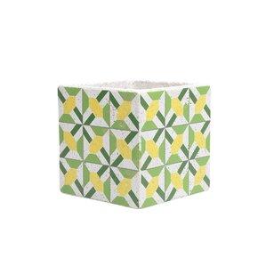 Decorative Cement Planter Box