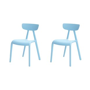 Elevado Children's Chair (Set Of 2) By 17 Stories