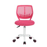 Remarkable Blush Pink Tufted Desk Chair Wayfair Gamerscity Chair Design For Home Gamerscityorg