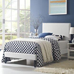 Wrought Studio Preiss Upholstered Platform Bed