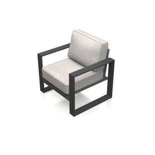 Hobson Patio Chair with Cushion