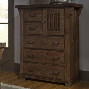 Large Unfinished Wood Treasure Chest