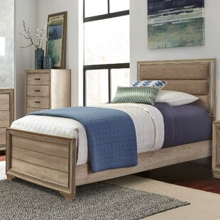 Payne Upholstered Panel Bed