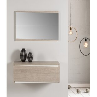 Tott And Eling Dressing Table With Mirror By Brayden Studio
