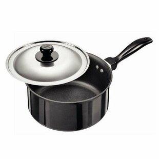 3.17-qt. Saucepan with Steel Lid