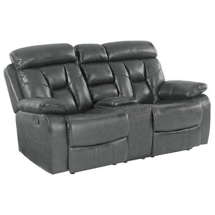 Best Claverton Down Air Reclining Loveseat by Red Barrel Studio Reviews (2019) & Buyer's Guide